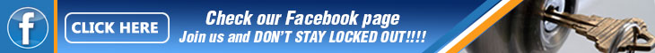 Join us on Facebook - Locksmith Rancho Cucamonga
